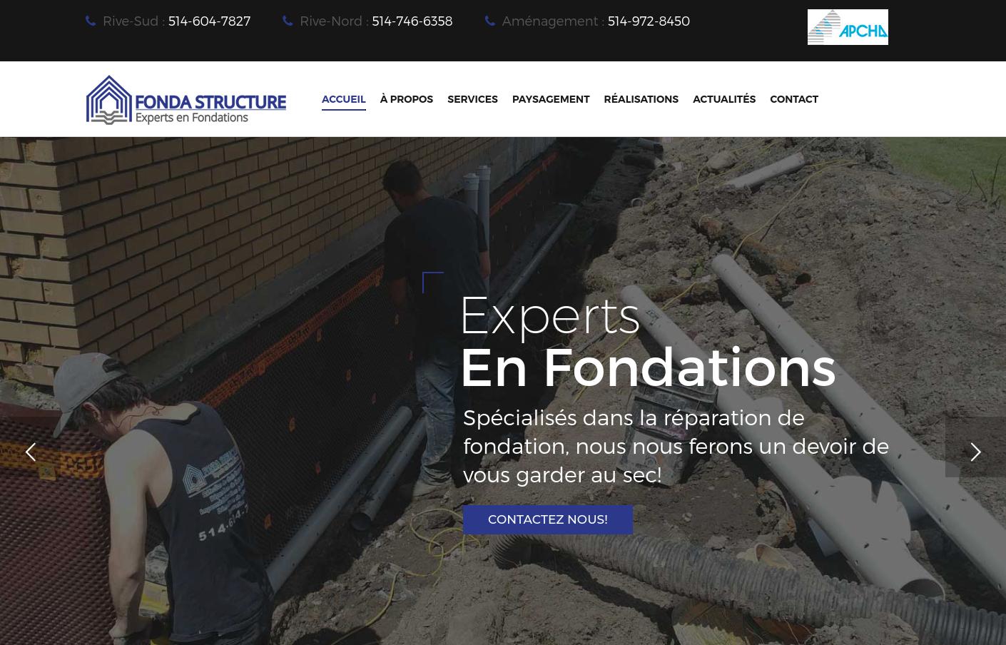 Fondastructure.com
