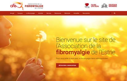 Association de la fibromyalgie de l'Estrie